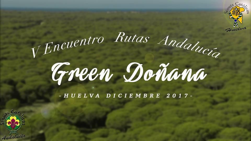¡A POCOS DÍAS DEL GREEN DOÑANA!